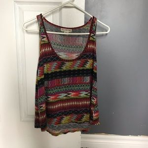 Billabong tribal tank